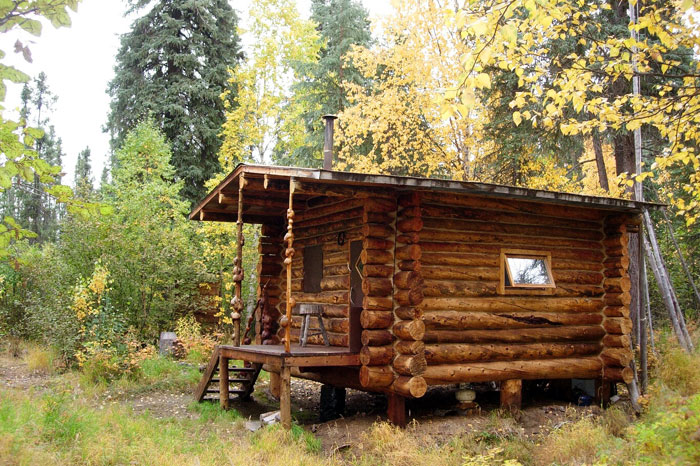Alaska Wilderness Cabins Quotes